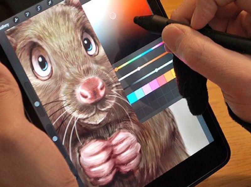 نقاشی دیجیتال چیست؟ شروع نقاشی دیجیتال