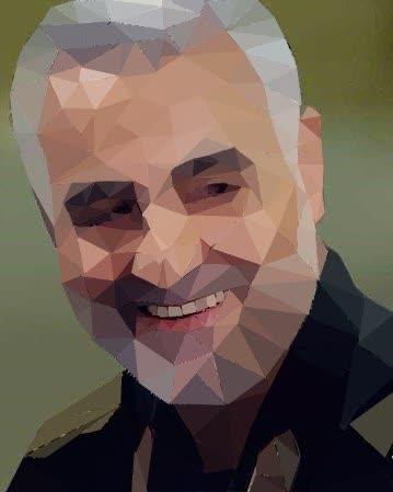 شهید حاج قاسم سلیمانی (سلام الله علیه) - طراح آیته رحیمی